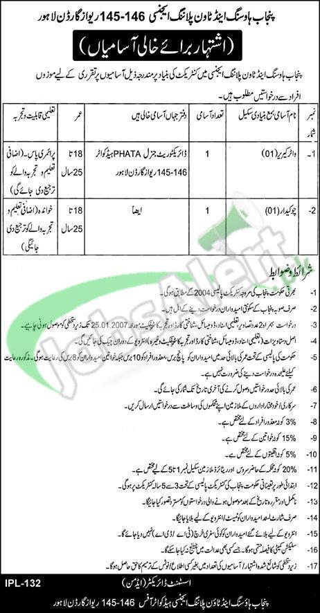 Punjab Housing & Town Planning Agency