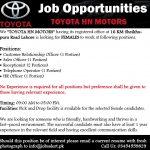 Jobs for Females