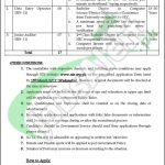 Gilgit Baltistan Office of the Accountant General Jobs