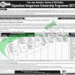 Stipendium Hungaricum Scholarship Programme