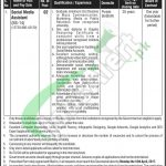 National Assembly of Pakistan Jobs