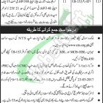 District and Session Court Karachi East Jobs