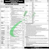 National Institute of Health Jobs 2019