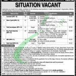 Ministry of Textile Jobs