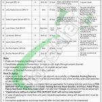 Pakistan Marine Academy Jobs
