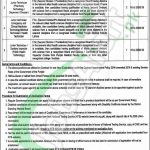 District Health Authority Chiniot Jobs 2018 Health Department Chiniot Jobs