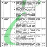 Youth Affairs Sports Archeology & Tourism Department Punjab Jobs