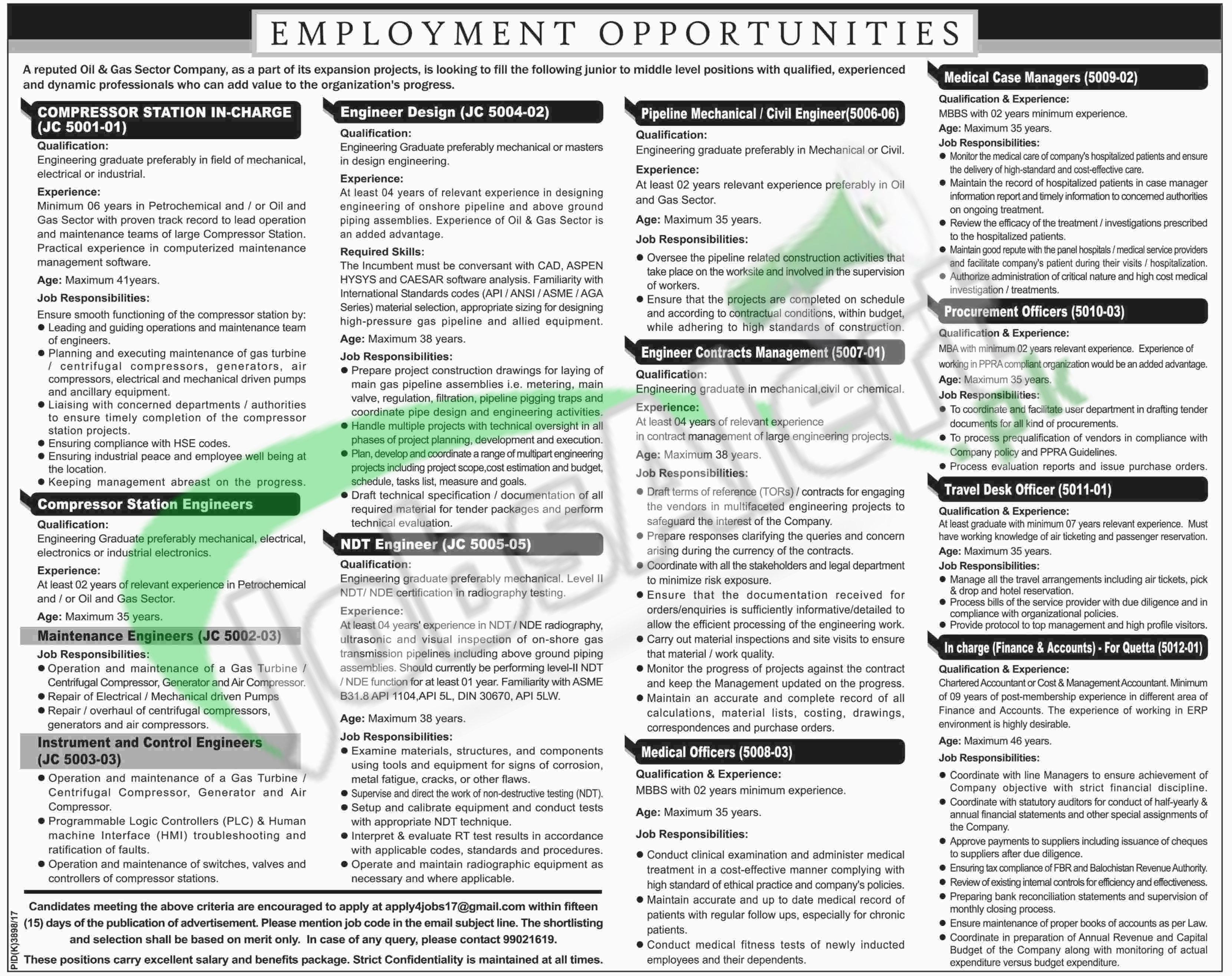 Jobs In Travel Agencies In Rawalpindi