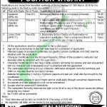 Government Jobs in Haripur
