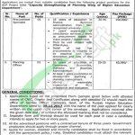 Punjab Higher Education Department Jobs