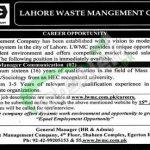 LWMC Jobs