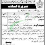 Fazaia Inter College Rawalpindi Jobs