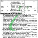 Forest Department Swat Jobs