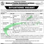 Ministry of Planning Development & Reform