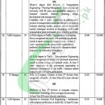 Transport Department Punjab Jobs