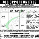 TDCP Jobs