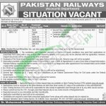 Pakistan Railway Jobs