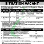 Chief Commissioner Islamabad Jobs