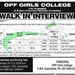 OPF Girls Clg