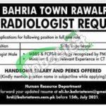 Bahria Town Jobs in Rawalpindi