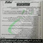 FDA Faisalabad Jobs