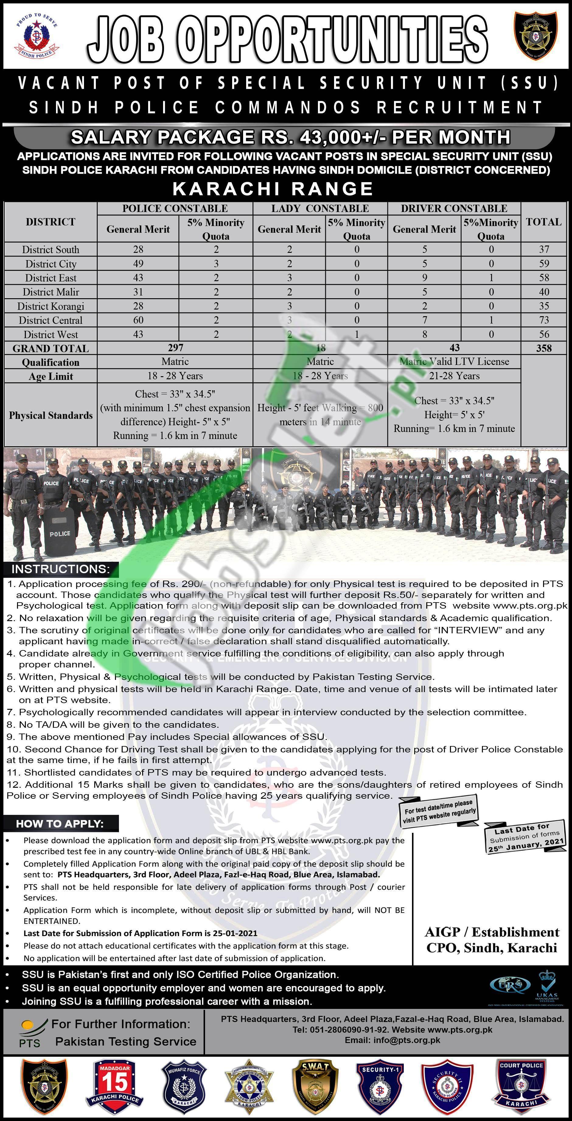 SSU Jobs