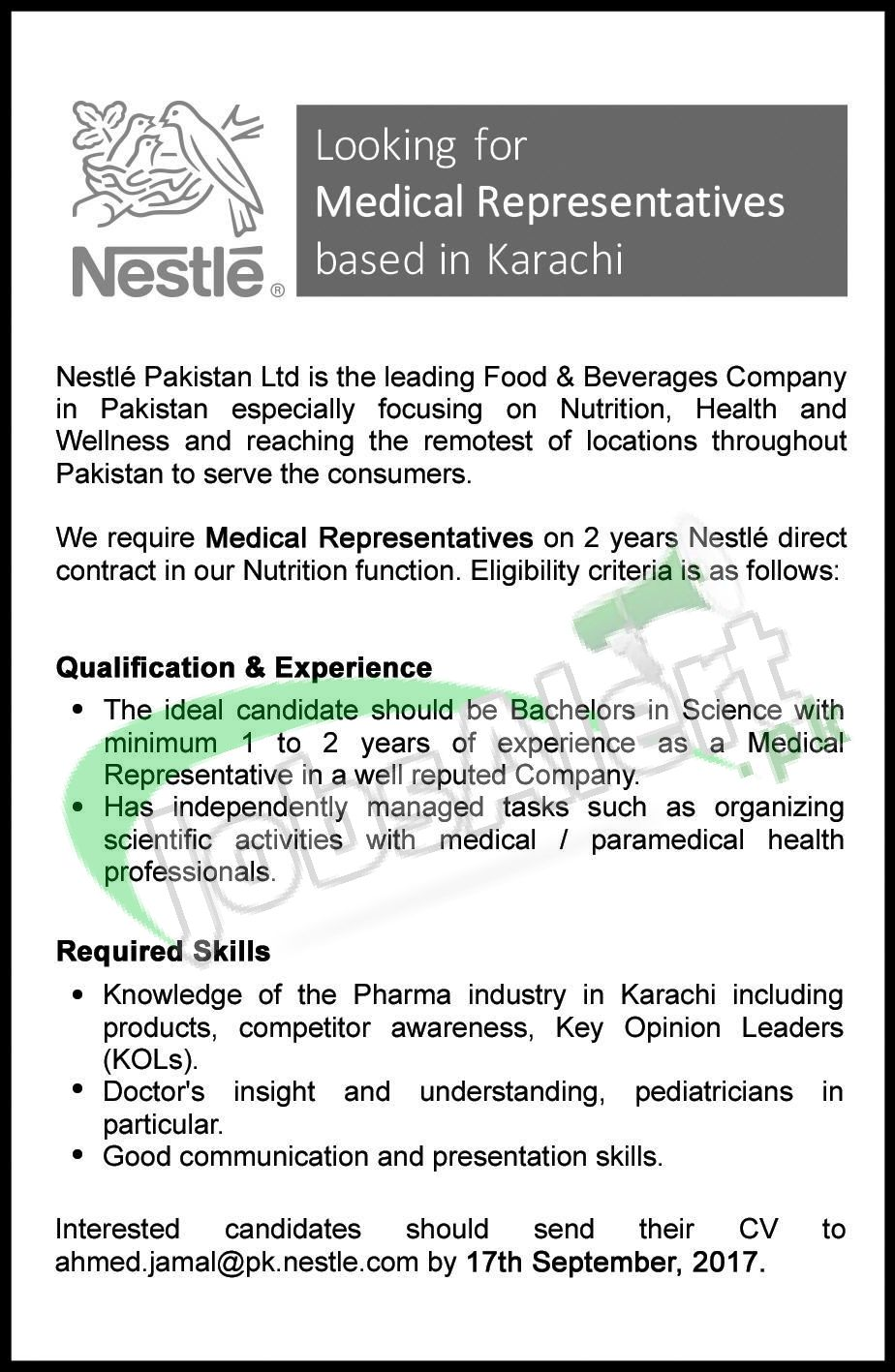 Nestle Pakistan Ltd