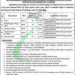 PIC Lahore Jobs 2019