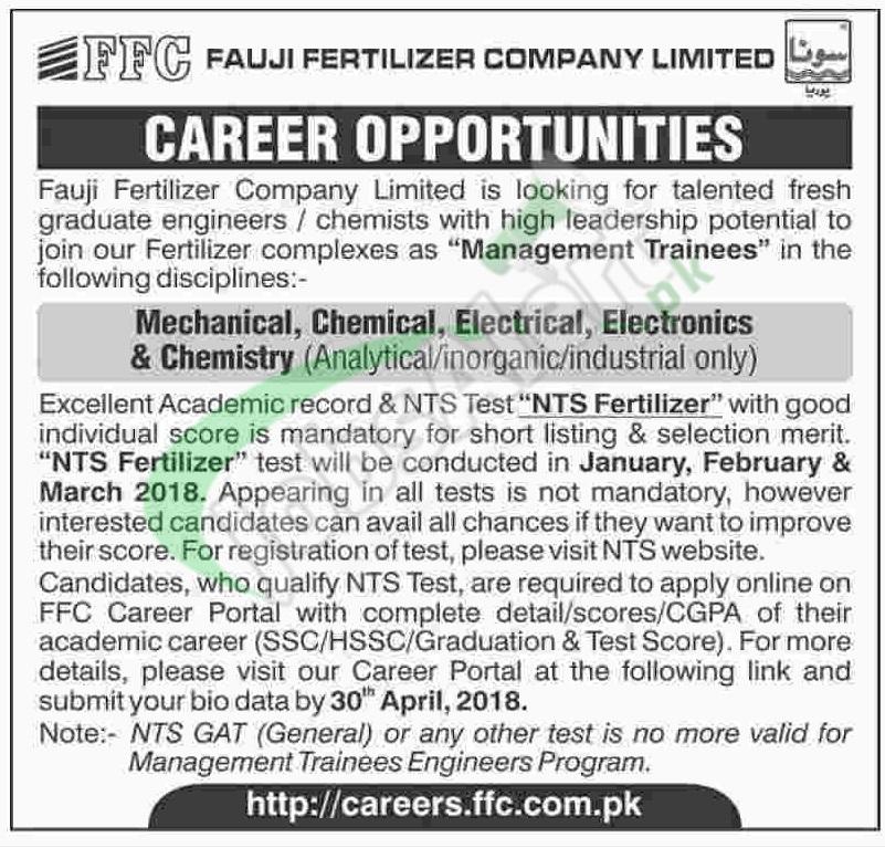 FFC Jobs