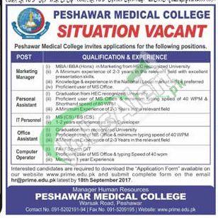 Peshawar Medical Clg