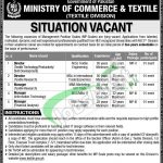 Ministry of Commrce and Textile