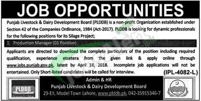 PLDDB Jobs