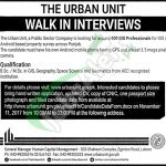 Urban Unit Jobs