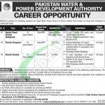 WAPDA Jobs 2018 Application Form Download