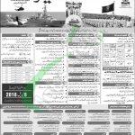 Pak Navy Jobs 2018