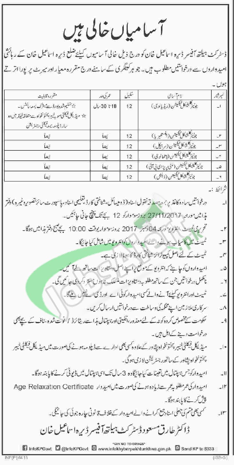 District Health Officer