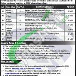 CTSP Jobs 2019