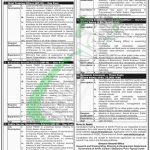 Planning and Development Department Sindh Jobs 2018