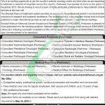 Shaukat Khaunum Jobs