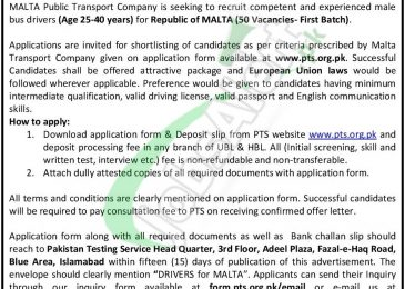 Nts Org Pk For List Of Candidates