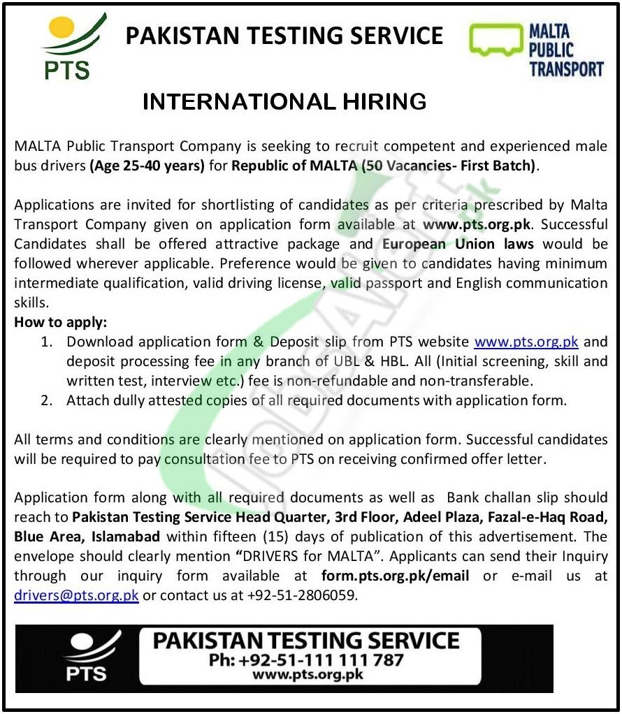 International Jobs