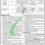 Sindh Police Jobs