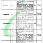 Govt Nawaz Sharif Hospital Yakki Gate Lahore Jobs 2018