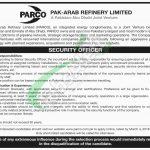 PARCO Pakistan Jobs