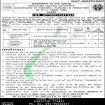 Population Welfare Department Faisalabad Jobs 2018