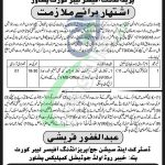 Labour Court Peshawar Jobs