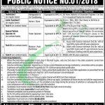 PO Box 27 DG Khan Jobs 2018