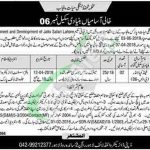 Forest Department Punjab Jobs 2018