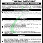 Government Jobs in Islamabad