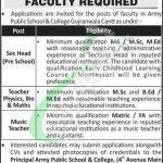 APS Gujranwala Jobs